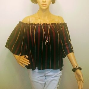 Cropped Top/Blouse